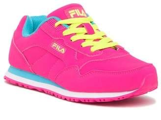 Fila Cress Sneaker (Little Kid & Big Kid)
