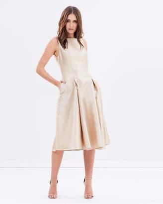 Audrey Fit & Flare Dress