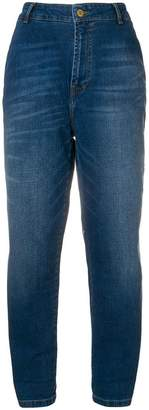 Essentiel Antwerp high rise cropped jeans