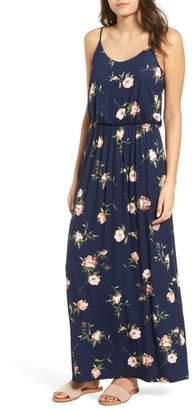 Lush Knit Maxi Dress
