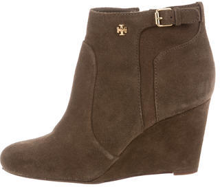 Tory Burch Tory Burch Wedge Ankle Boots