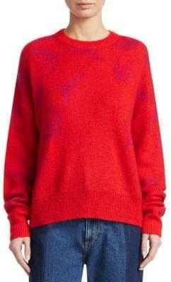 McQ Swallow Swarm Sweater