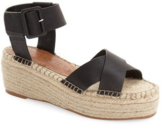 Women's Sole Society 'Audrina' Platform Espadrille Sandal $74.95 thestylecure.com