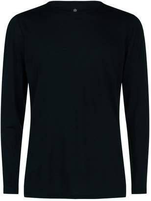 Sunspel Merino Wool Long Sleeve T-Shirt