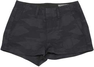 Rag & Bone Grey Cotton Shorts