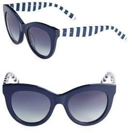 Tommy Hilfiger Butterfly Stripe UV Protected Sunglasses