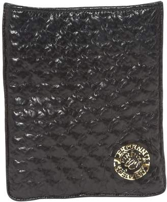 Ermanno Scervino Black Leather Purses, wallets & cases