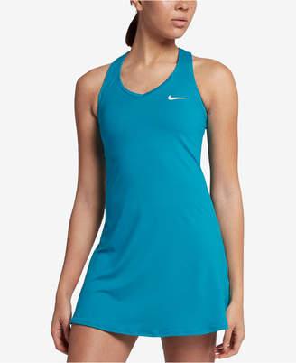Nike Court Racerback Pure Tennis Dress