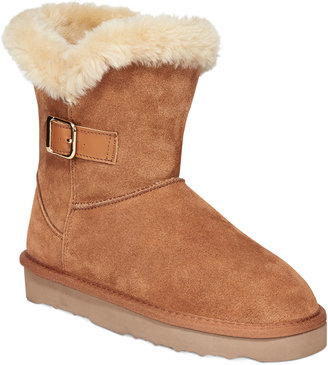 Style & Co. Tiny 2 Cold Weather Booties, only at Macy's $59.50 thestylecure.com
