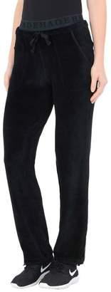 Deha WIDE LEG PANTS VELOUR Casual trouser