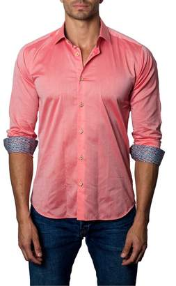 Jared Lang Long Sleeve Modern Fit Shirt