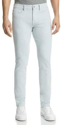 Joe's Jeans Kinetic Bi-Stretch Slim Fit Jeans in Gray Day