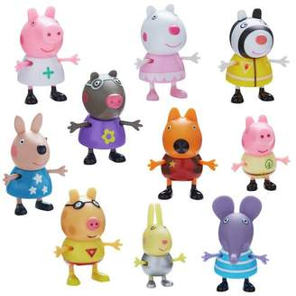 Peppa Pig Collectable Figures -10 pack