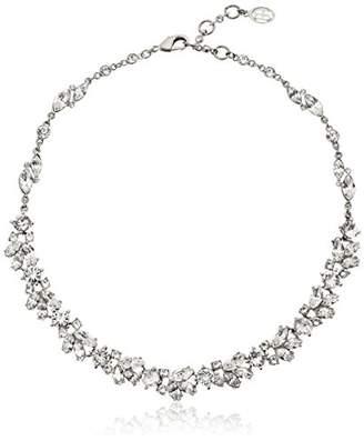 Swarovski Ben-Amun Jewelry Crystal Vine Necklace