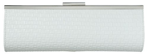 Xhilaration® Elongated Clutch - White
