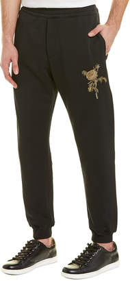 Alexander McQueen Embroidered Pant