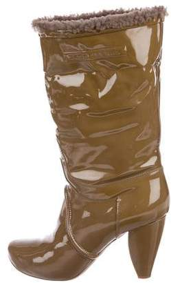 Marc Jacobs Angelina Mid-Calf Boots