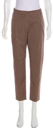 Brunello Cucinelli Mid-Rise Skinny Pants