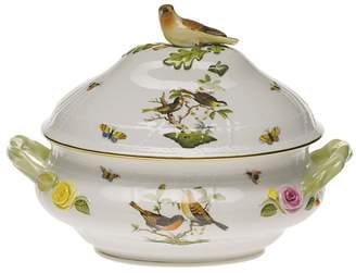 Herend Rothschild Bird Multi-Color Tureen