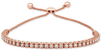 Wrapped in Love Diamond Bolo Bracelet (3/4 ct. t.w.) in 14k White Gold (Also available in 14k Gold or Rose Gold)