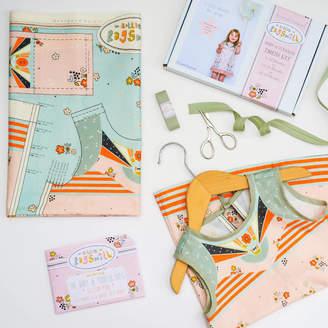 little ragsmith Diy Baby Dress Sewing Kit