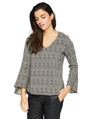 Karen Kane Women's Bell Sleeve TOP