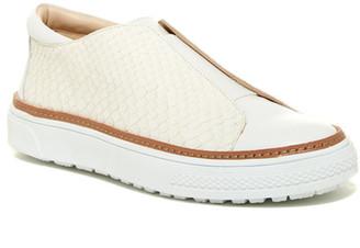 Delman Minx Slip-On Sneaker $248 thestylecure.com