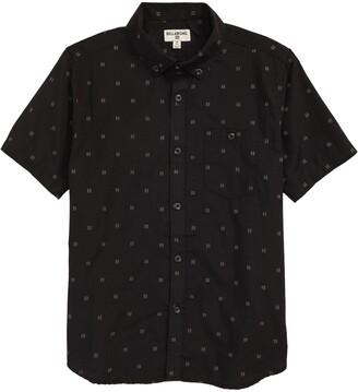 Billabong All Day Jacquard Woven Shirt