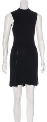 Theyskens' Theory Knee-Length Knit Dress