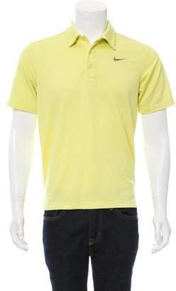Nike Button-Up Polo Shirt