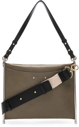 Chloé Medium Roy Smooth Calfskin Clutch
