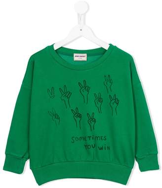 Bobo Choses Podium sweatshirt