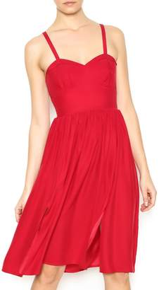 Amanda Uprichard Bellini Dress