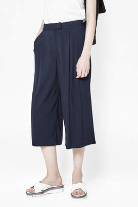 French Connection Nicky Twill Wide Leg Culottes