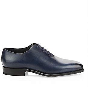 Sutor Mantellassi Men's Oliver Leather Lace-Up Dress Shoes