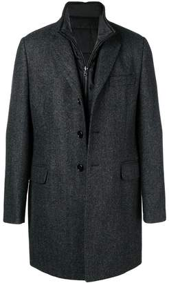 Fay single breasted coat