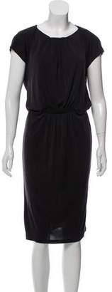 Emporio Armani Silk Blend Dress