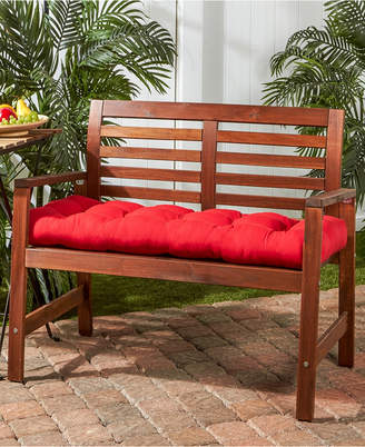 Greendale Home Fashions Sunbrella Fabric Outdoor Swing and Bench Cushion