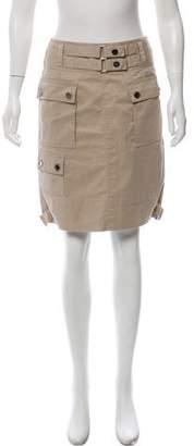 Dolce & Gabbana Knee-Length Cargo Skirt