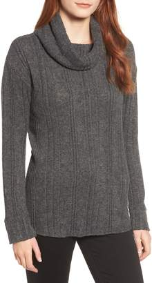 Caslon Cozy Cowl Neck Top