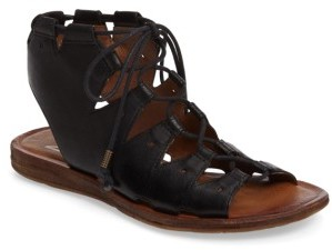 Women's Miz Mooz Fauna Lace-Up Sandal $139.95 thestylecure.com