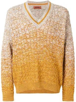 Missoni ombré knit sweater