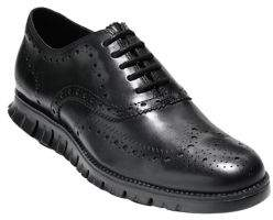Cole Haan Zero Grand Leather Oxfords