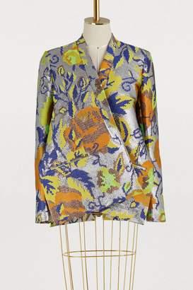 Maison Rabih Kayrouz Metallic jacket