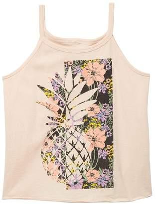 O'Neill Pineapple Garden Tank Top (Big Girls)