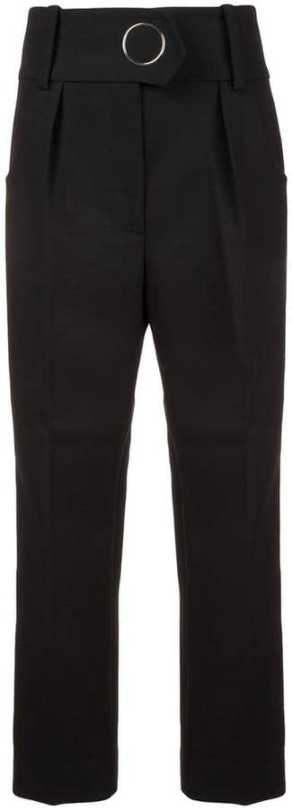 Hanne high-waisted trousers