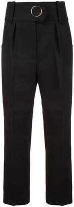 Petar Petrov Hanne high-waisted trousers