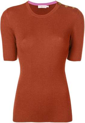 Tory Burch Taylor ribbed sweater