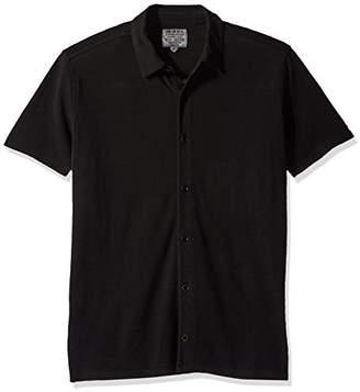 Lucky Brand Men's Short Sleeve Knit Top