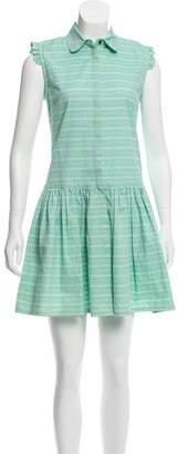 Antipodium Sleeveless Mini Dress